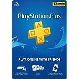 12 Month Playstation Plus Psn Membership Card (New) 1 Year
