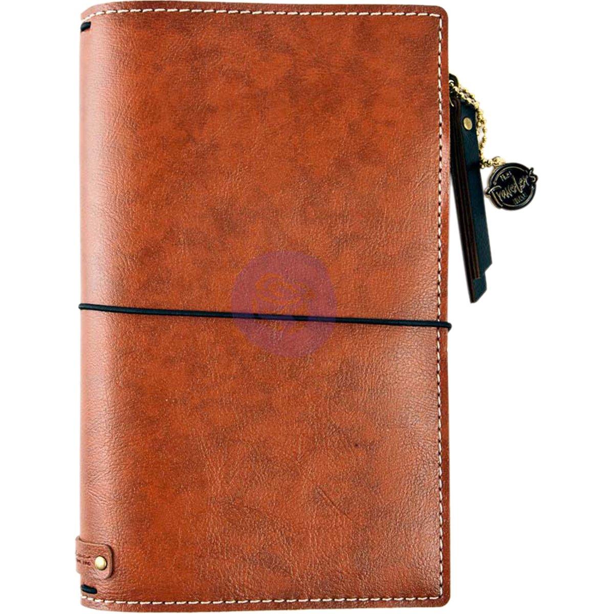 22.35/X 14,73/X 3.55/cm Unbekannt Prima Marketing Traveller s Journal Starter Set Mehrfarbig
