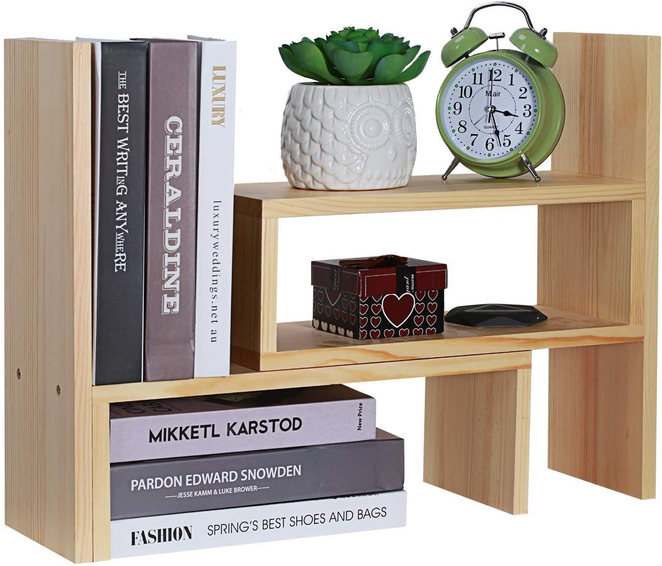 NEX Floating Bookshelves Bookcases Furniture Storage