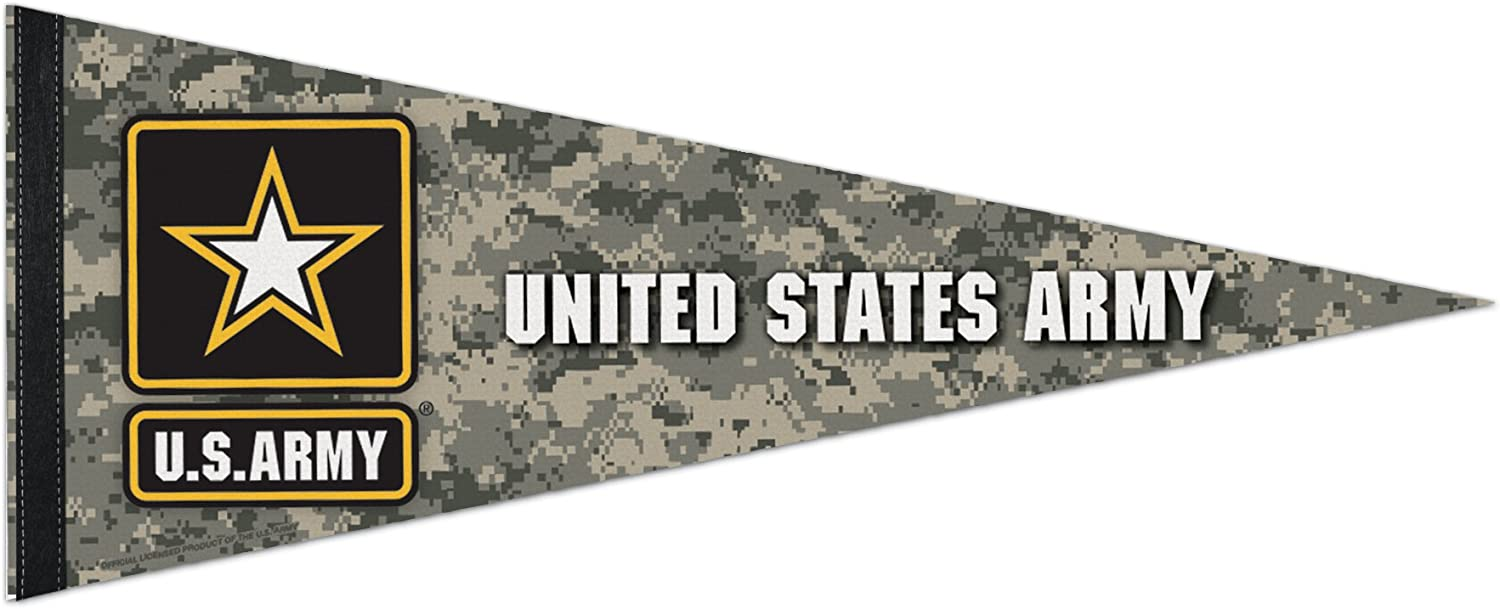 Ramsons Imports U.S Army Logo 12x30 Roll Up Pennant
