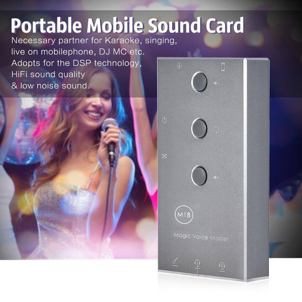 Kalaok Sistema de Karaoke de Alta Fidelidad Smartphone Móvil ...
