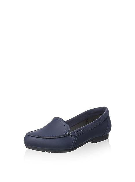 crocs - Zapatillas para Mujer Navy/Graphite: Amazon.es: Zapatos y complementos