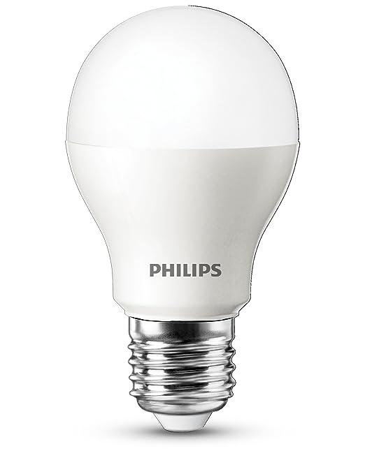 487 opinioni per Philips LED7SMB1 LED Goccia, Attacco E27, 6 W Equivalenti a 40 W, Bianco
