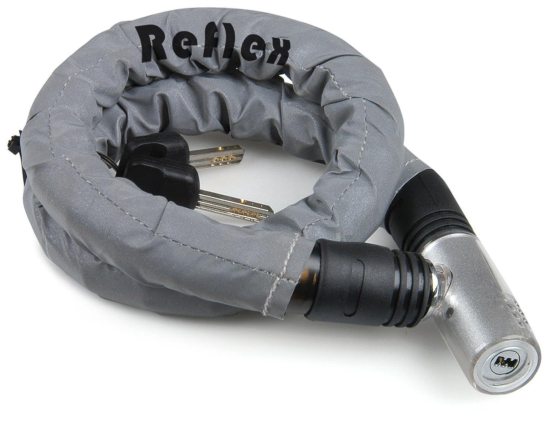 Profex Reflex - Cadena antirrobo con cierre de seguridad (70 cm) 62863
