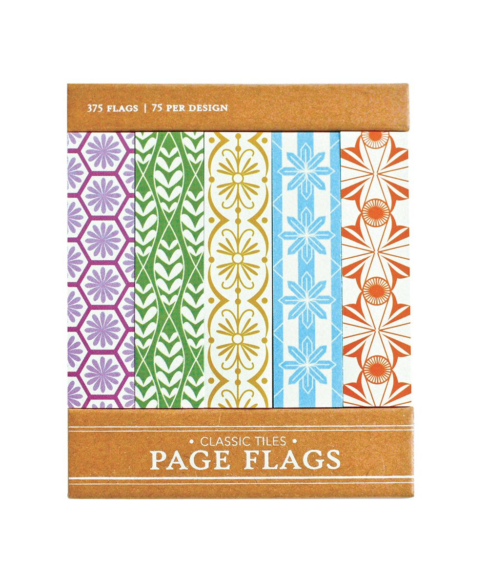 Classic Tiles Page Flags