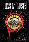 Guns N' Roses Official 2018 Calendar - A3 Poster Format