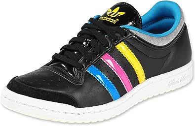 adidas Top Ten Low Sleek W – Zapatillas, negro, 44: Amazon.es ...