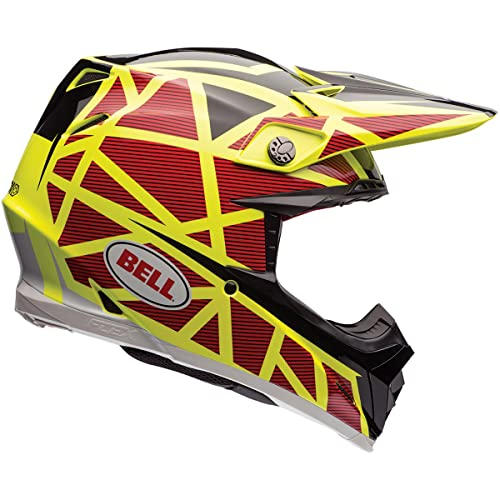 Bell Moto-9 Flex Off Road Motorcycle Helmet