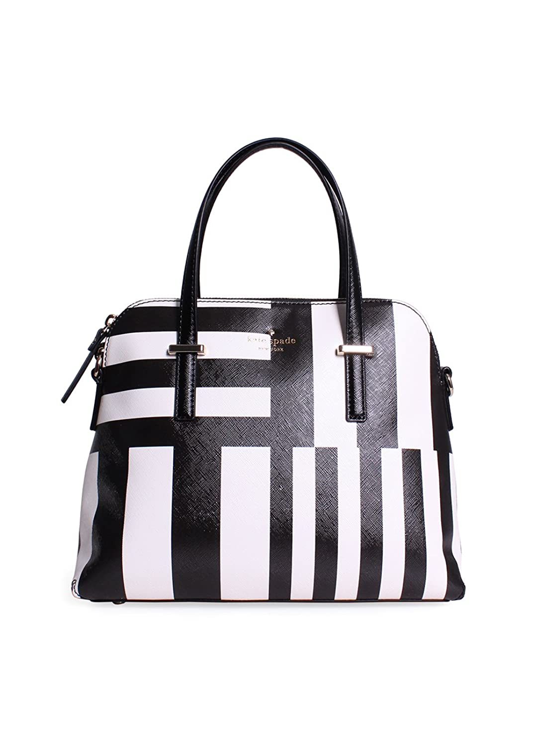 kate spade new york Cedar Street Flag Stripes Maise Satchel Bag