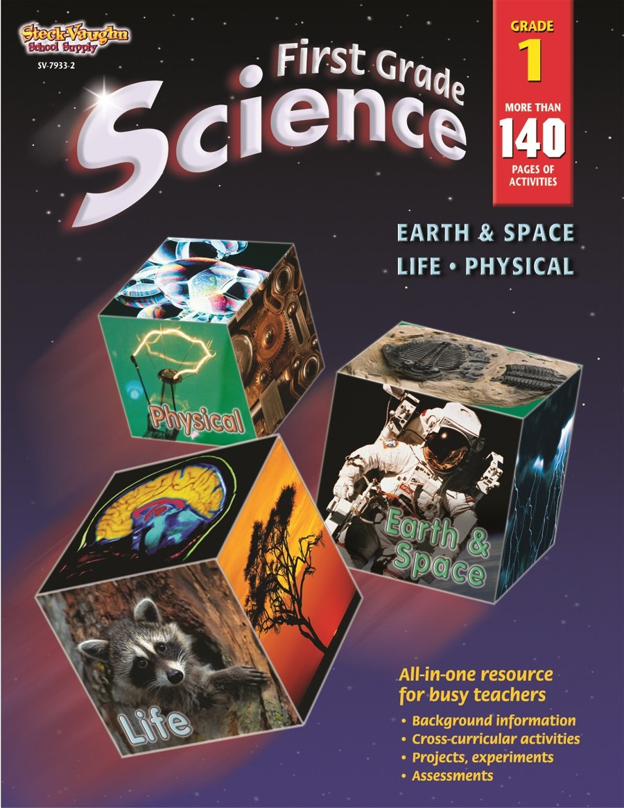 First Grade Science: Earth & Space, Life, Physical: D. W. Skrabanek:  9780739879337: Amazon.com: Books