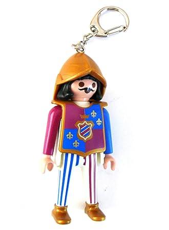 Playmobil - Llavero, diseño de caballero soldado: Amazon.es ...