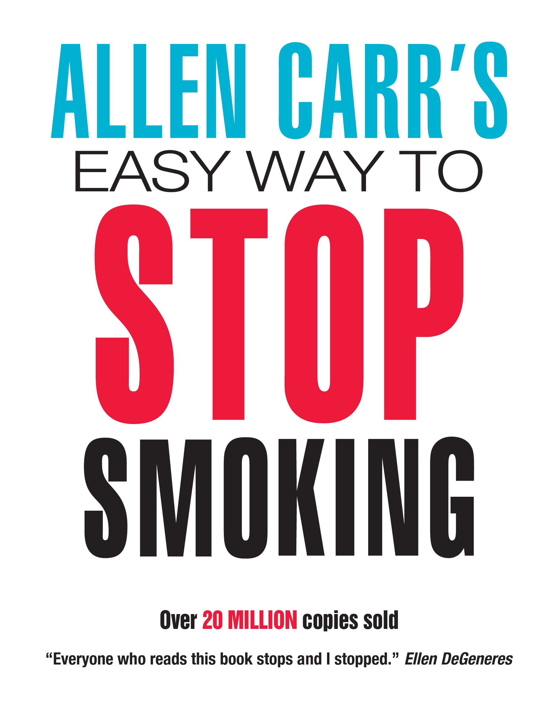 Allen Carrs Easy Stop Smoking product image