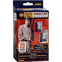$22 » 2021 Diamond Kings Baseball Hanger Box Factory Sealed 20 Cards Per Box