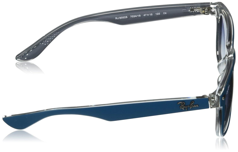 2e269f15f6e9cb Ray-Ban Junior Sonnenbrille (RJ9052S): Amazon.de: Bekleidung
