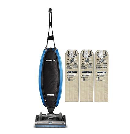 Amazon Oreck Upright Vacuum Cleaner Lw100 Magnesium Sp With 3