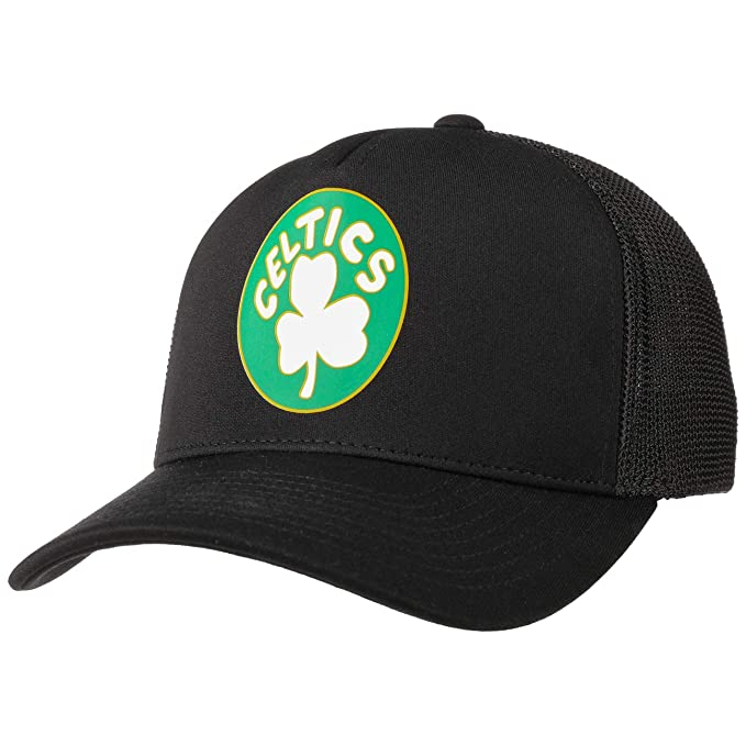 Mitchell & Ness Gorra Trucker Vintage Jersey Boston Celtics Negro ...