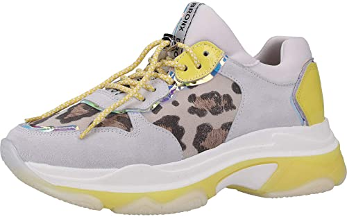 Bronx Sneaker 'baisley' Braun Schwarz Damen Schuhe