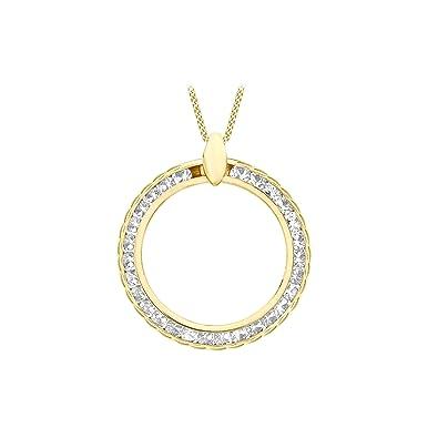 Circle Of Life Pendant 9ct yellow gold circle of life necklace amazon jewellery 9ct yellow gold circle of life necklace audiocablefo
