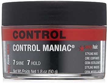 b0339ab26f5 Amazon.com  Style Sexy Hair Control Maniac Wax