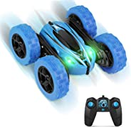 Remote Control Car RC Cars - Drift High Speed Off Road Stunt Truck, Monster Race Toy with 2 Rechargeable Batteries, 4 Wheel