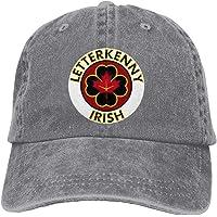 Allesyner Letterkenny-Irish Cap Vintage Dad Hat Baseball Adjustable Polo Trucker Unisex Style Headwear for Men Women