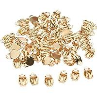 Kesheng - 50 piezas de pendientes de clip