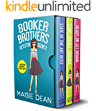 Booker Brothers Detective Agency Mysteries: Series Boxed Set