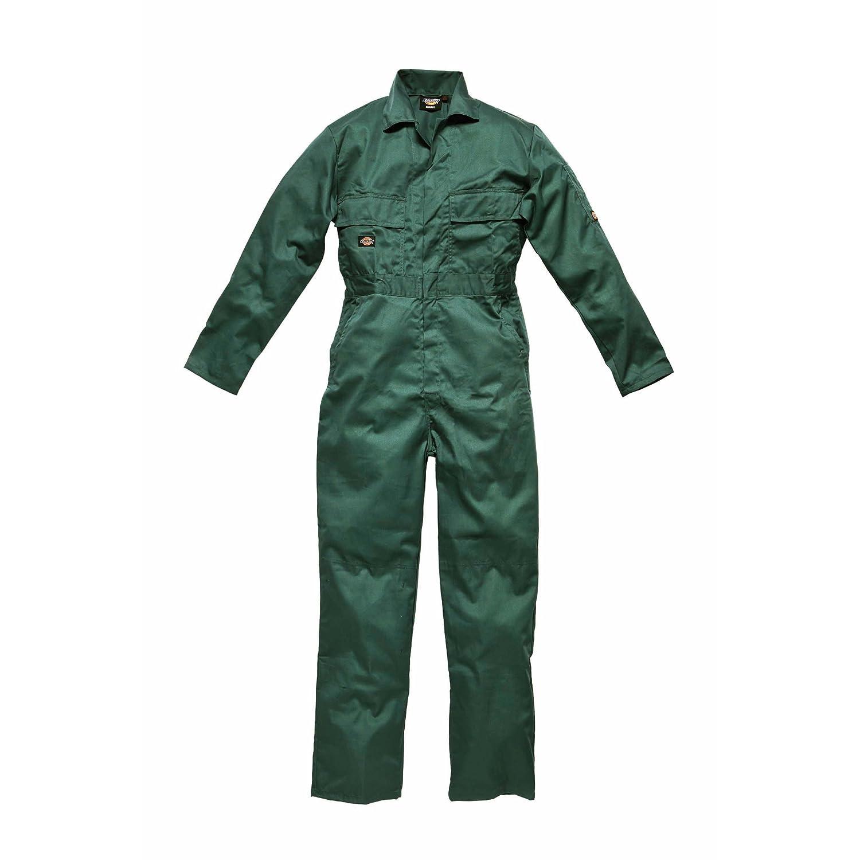 Dickies Mens Redhawk Stud Front Coverall Regular / Workwear UTRW3119_1
