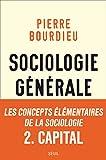 Sociologie générale, vol. 2. Cours au Collège de France (1983-1986)