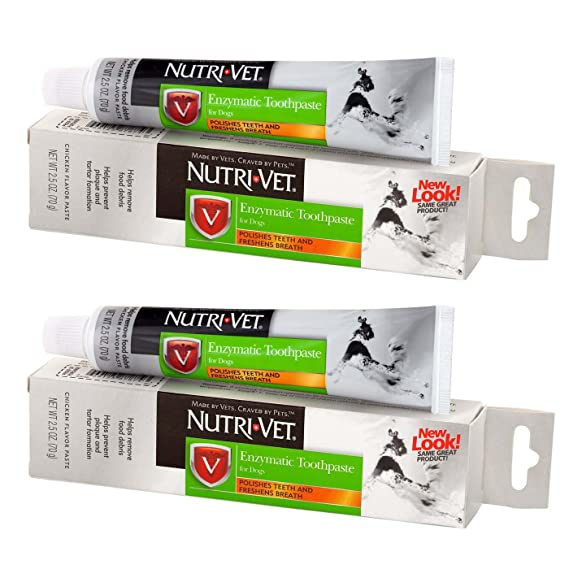 Review Enzymatic Toothpaste for Dogs