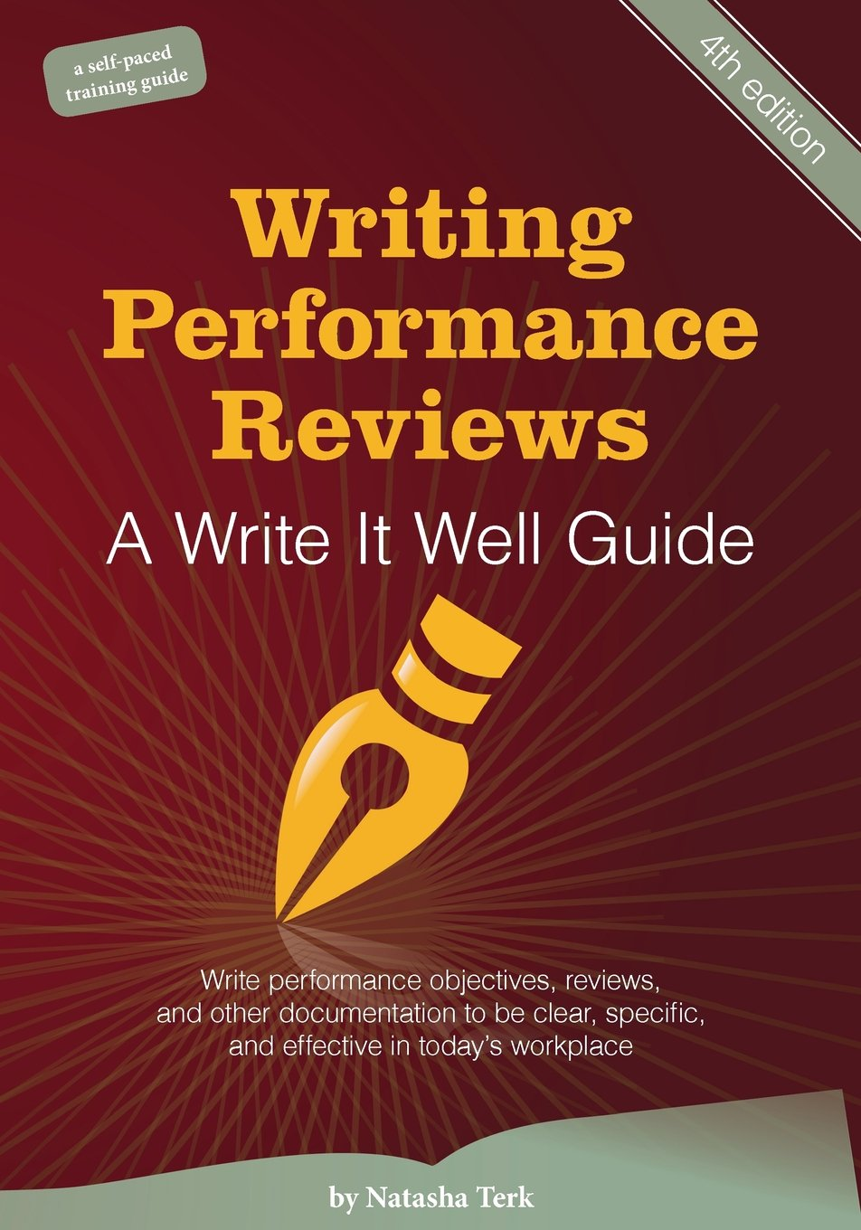 Download Writing Performance Reviews: A Write It Well Guide PDF