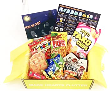 Mystery Care Package-Asian Snack Box Cookies Chips u0026 Candies Variety Pack  sc 1 st  Amazon.com & Amazon.com : Mystery Care Package-Asian Snack Box Cookies Chips ... Aboutintivar.Com