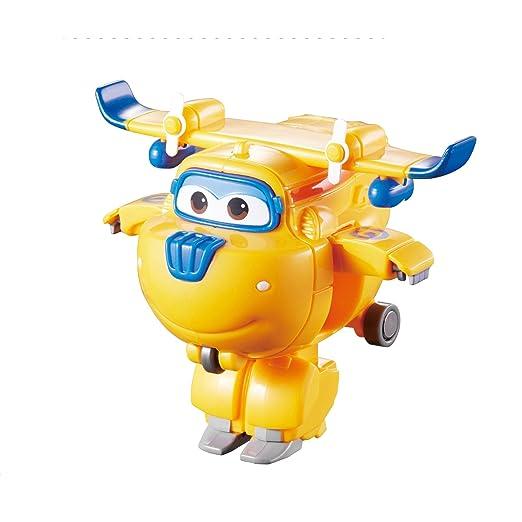 Giochi preziosi donnie aereo robot personaggio trasformabile