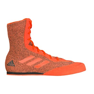 Adidas Box Hog Plus Boxing Boots RedBlack: Amazon.it