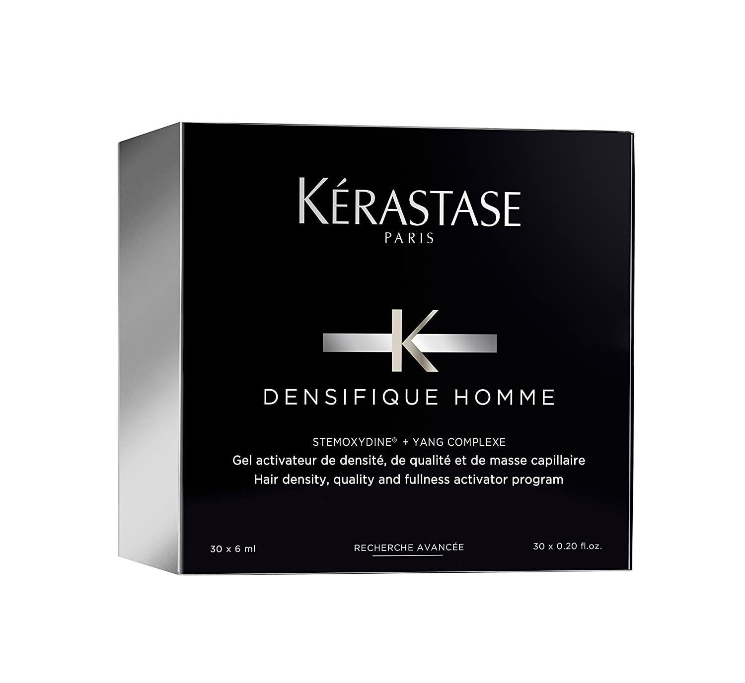 Kerastase Densifique Homme Hair Density and Fullness Programme 30x6ml 3474636356010