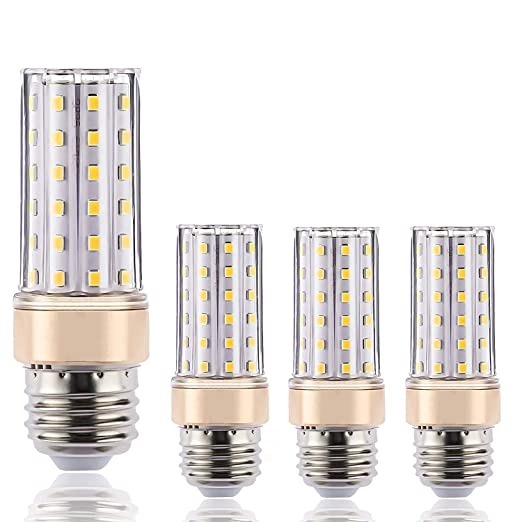 Ilamiqi - Bombillas LED E27 regulables, 6000 K, equivalente a 100 ...