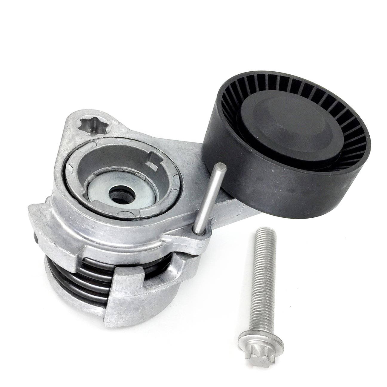 Skp Skapv2529 Belt Tensioner Fits Select Years Of Bmw 2005 525i Timing 330xi 330i 325i 530i 530xi 525xi 325xi Z4 323i 328i 328xi X3 X5 528i 528xi 128i