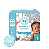 The Honest Company Super Club Box Diapers with