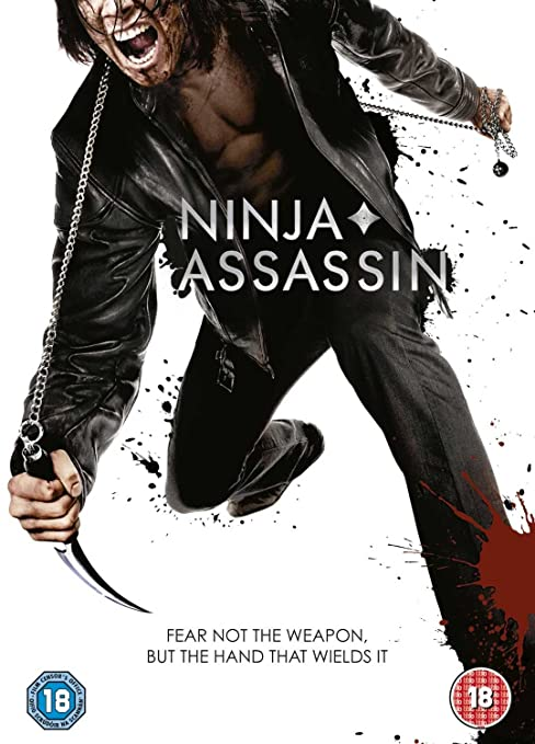 Amazon.com: Ninja Assassin [DVD] [2010]: Movies & TV
