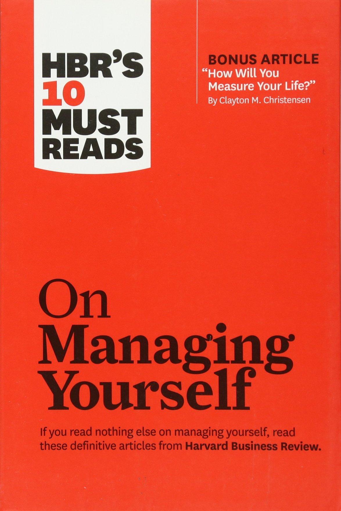 Harvard business review journal pdf