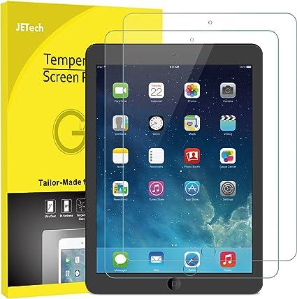 JETech Protector de Pantalla para Apple el nuevo iPad (9,7 ...