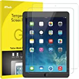 JETech Screen Protector for iPad (9.7-Inch, 2018/2017 Model, 6th/5th Generation), iPad Air 1, iPad Air 2, iPad Pro 9.7-Inch,