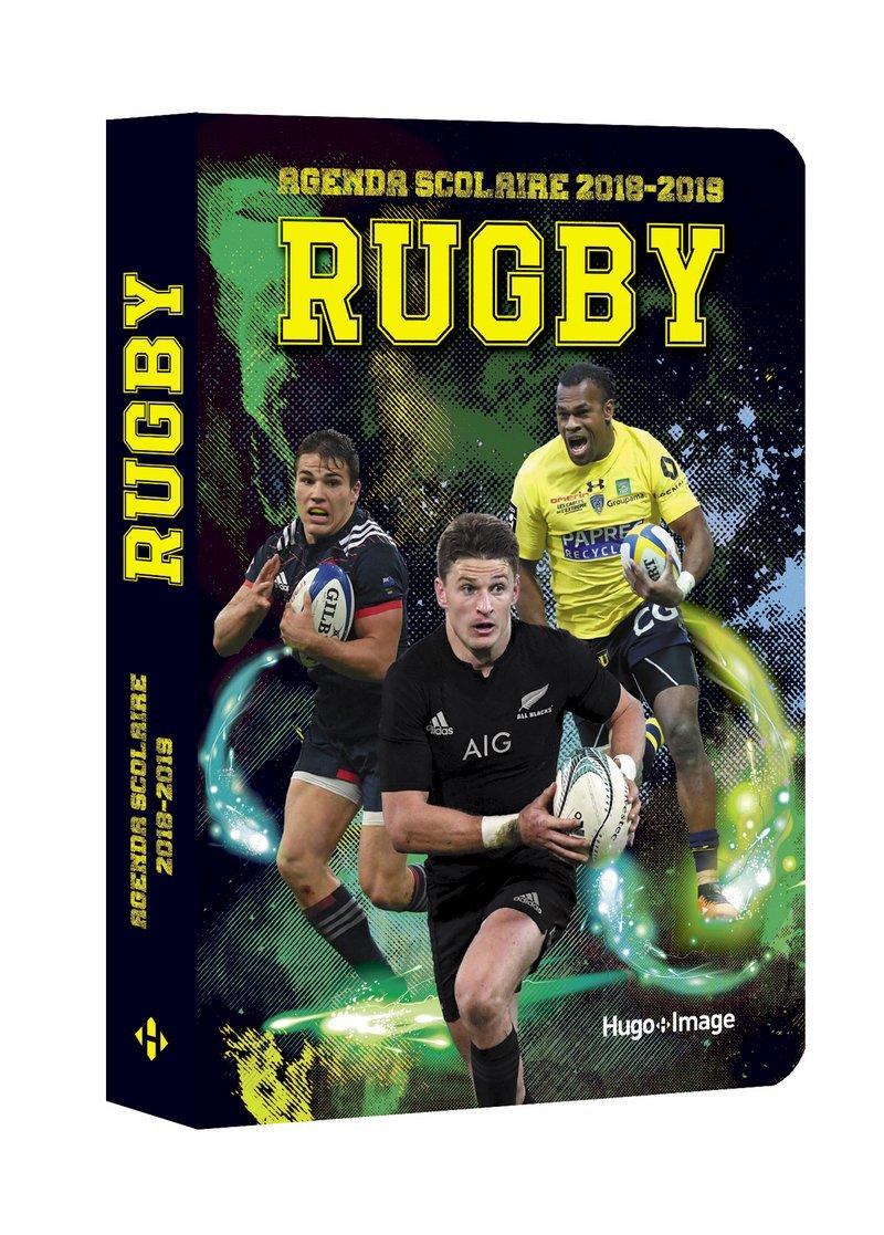 Agenda scolaire Rugby: Amazon.es: Collectif: Libros en ...