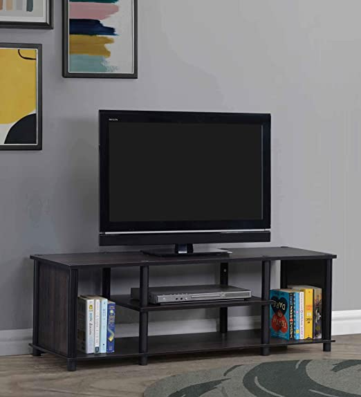DeckUp TV1240B Tube N Turn TV Unit  Dark Wenge, Engineered Wood  TV   Entertainment Units