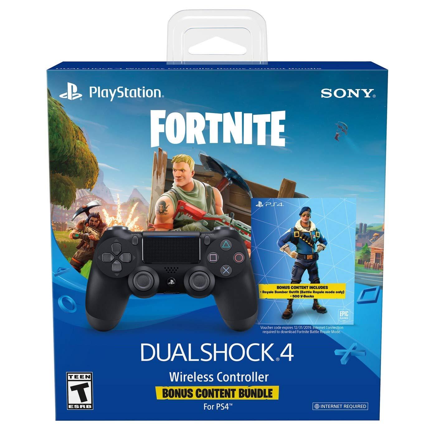 Amazon Com Playstation 4 Fortnite Pro Bundle Playstation Exclusive