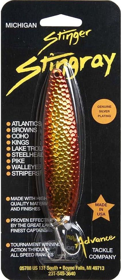 Advance Tackle Michigan Stinger Standard Spoon