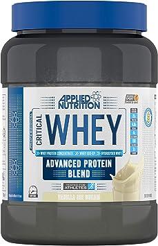 Applied Nutrition Critical Proteína de Suero Batido, Helado ...