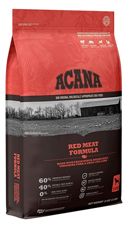 Buy Orijen Acana Heritage Meats Dry Dog Food Online At Low Prices