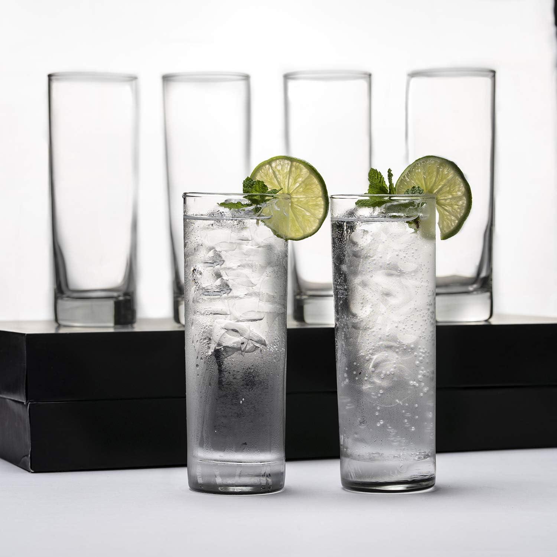 Thermo-Serve 6tall plastic glasses